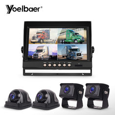 China MDVR Hidden Vehicle Reversing Systems CCTV Camera Night Vision LCD Screen factory