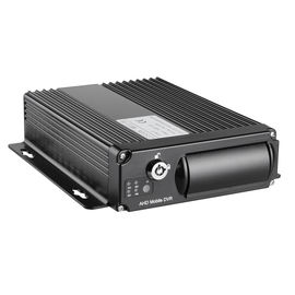 China CCTV Recorder 4 Channel Car DVR School Bus Truck Surveillance System Russian Menu factory
