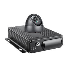 Customized 4CH Mobile DVR 1080P Vehicle Security Video Recorder With G Sensor