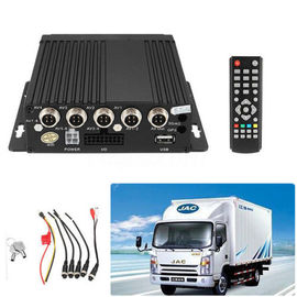 China Vehicle AHD SD Mobile DVR Realtime SD Card Video / Audio Recorder Remote Awesome factory