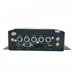 China 3G / 4G Hard Disk DVR Recorder 4 Channel Wifi HDD MDVR Anti Vibration factory