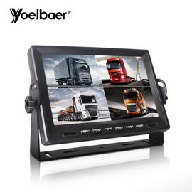 Bus Reverse Car TFT LCD Monitor Rear AHD 8 Inch Display MDVR Recording A9 Processor