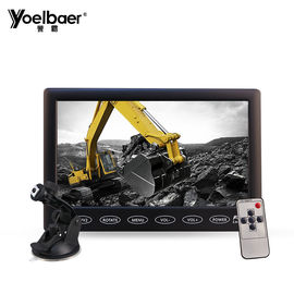China 9-35V Rearview Car TFT LCD Monitor 1024x600 Touchscreen 7 Inch With OSD Control factory