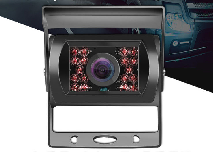 720P Waterproof AHD Infrared Car Camera , 600 TVL Truck Reverse Camera supplier