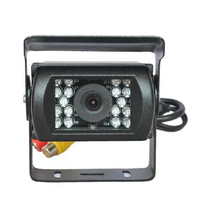 IP68 Truck Bus CCTV Camera AUltra Wide 360 Degree Rear View Mirror Camera supplier