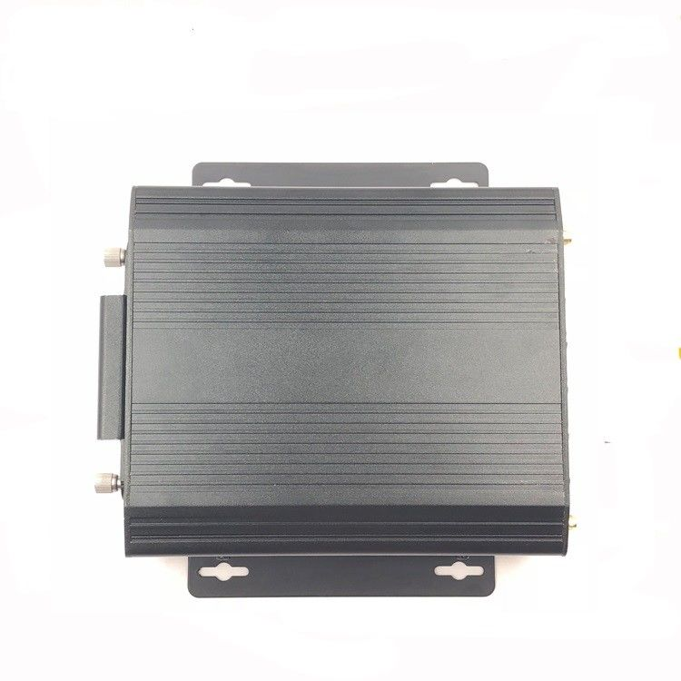 Vehicle CCTV HDD Mobile DVR 4 Ch AHD Resolution For School Bus Students Secure supplier