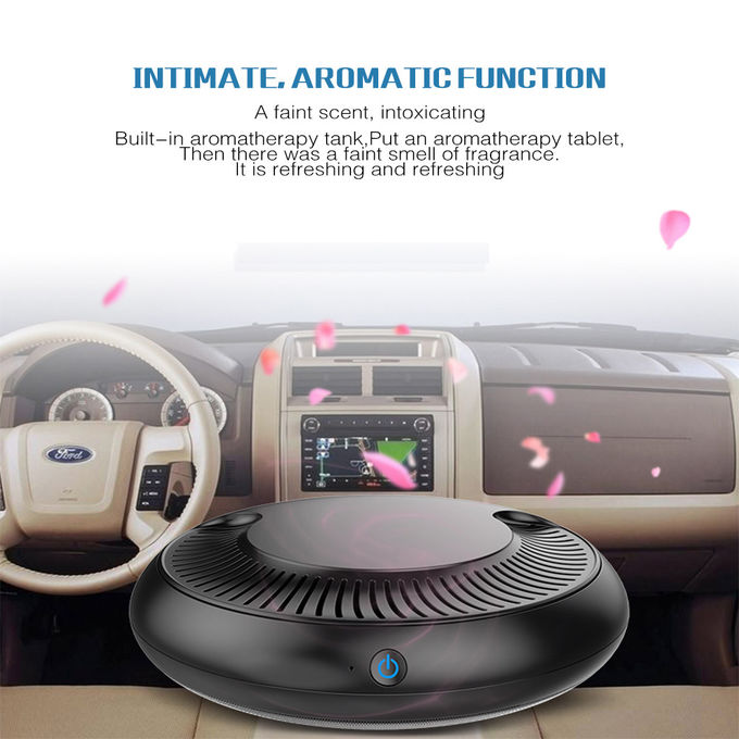 Health Gift Car Air Purifier With HEPA Filter Air Purifier CE RoHS Certificate